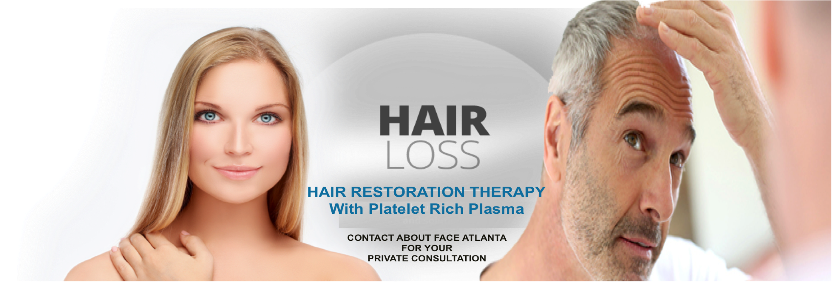 Hair Restoration About Face